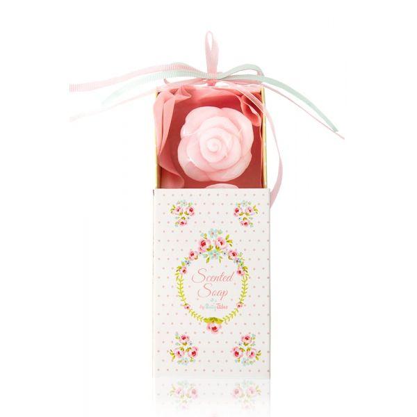 Σαπουνάκια Λουλουδάκια Μέσα Σε Κουτάκι Βlossom Soap Tales