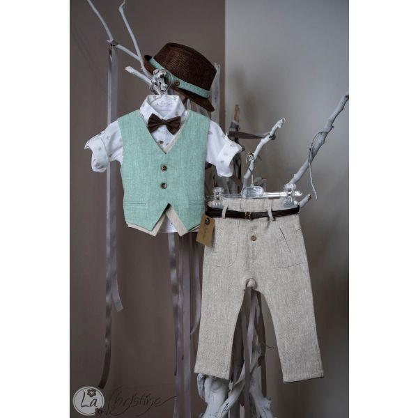 Βαπτιστικά ρούχα La Christine