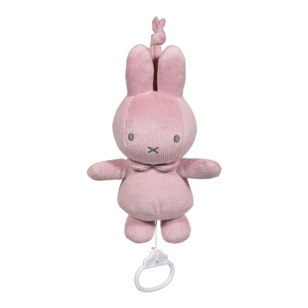 Μουσικό κουτί Elise Miffy Pink