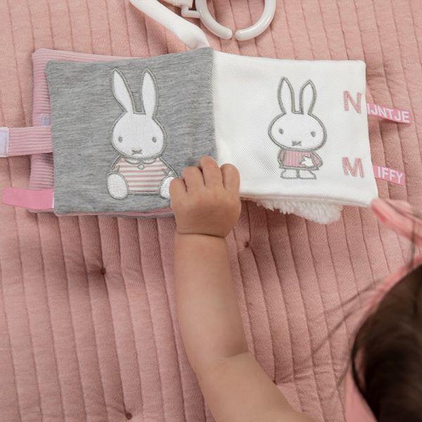 Το πρώτο του βιβλίο Miffy Pink