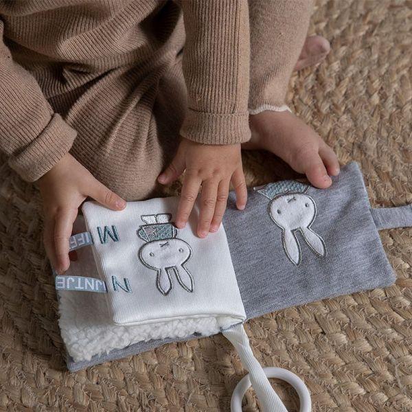 Μαλακό Βιβλίο Δραστηριότητας Miffy Mint