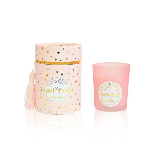 Κερί Ροζ Χρυσό Coconut vanilla Soap Tales
