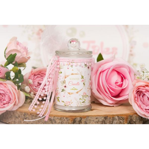 Κερί Άγρια Λουλούδια Soap Tales