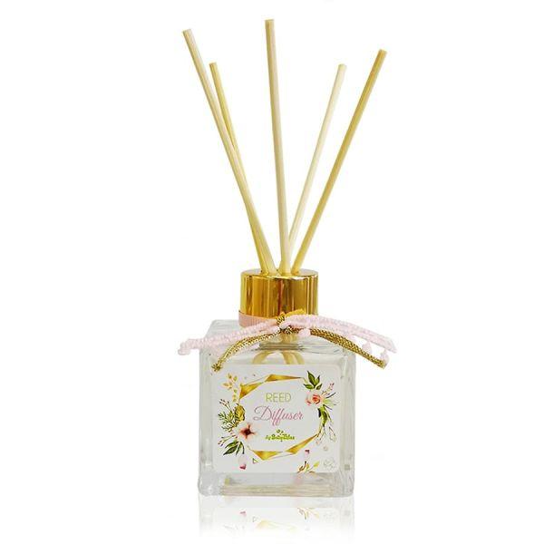 Μπομπονιέρα Αρωματικό Coconut 50ml Άγρια Λουλούδια Soap Tales