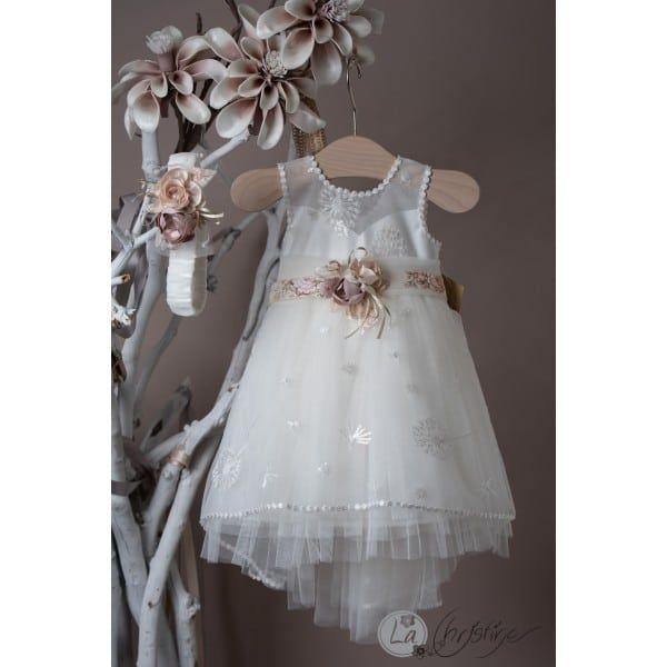 Βαπτιστικό φόρεμα La Christine 21K411