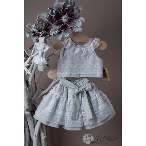 Βαπτιστικό φόρεμα La Christine 21K403