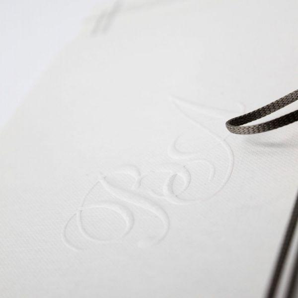 Προσκλητήριο γάμου Astroprint