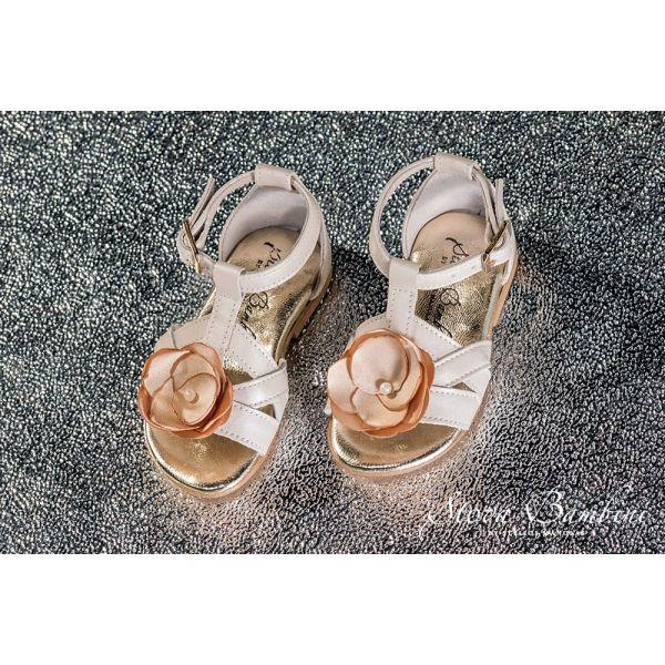 Βαπτιστικά παπούτσια Stova Bambini Sandals X