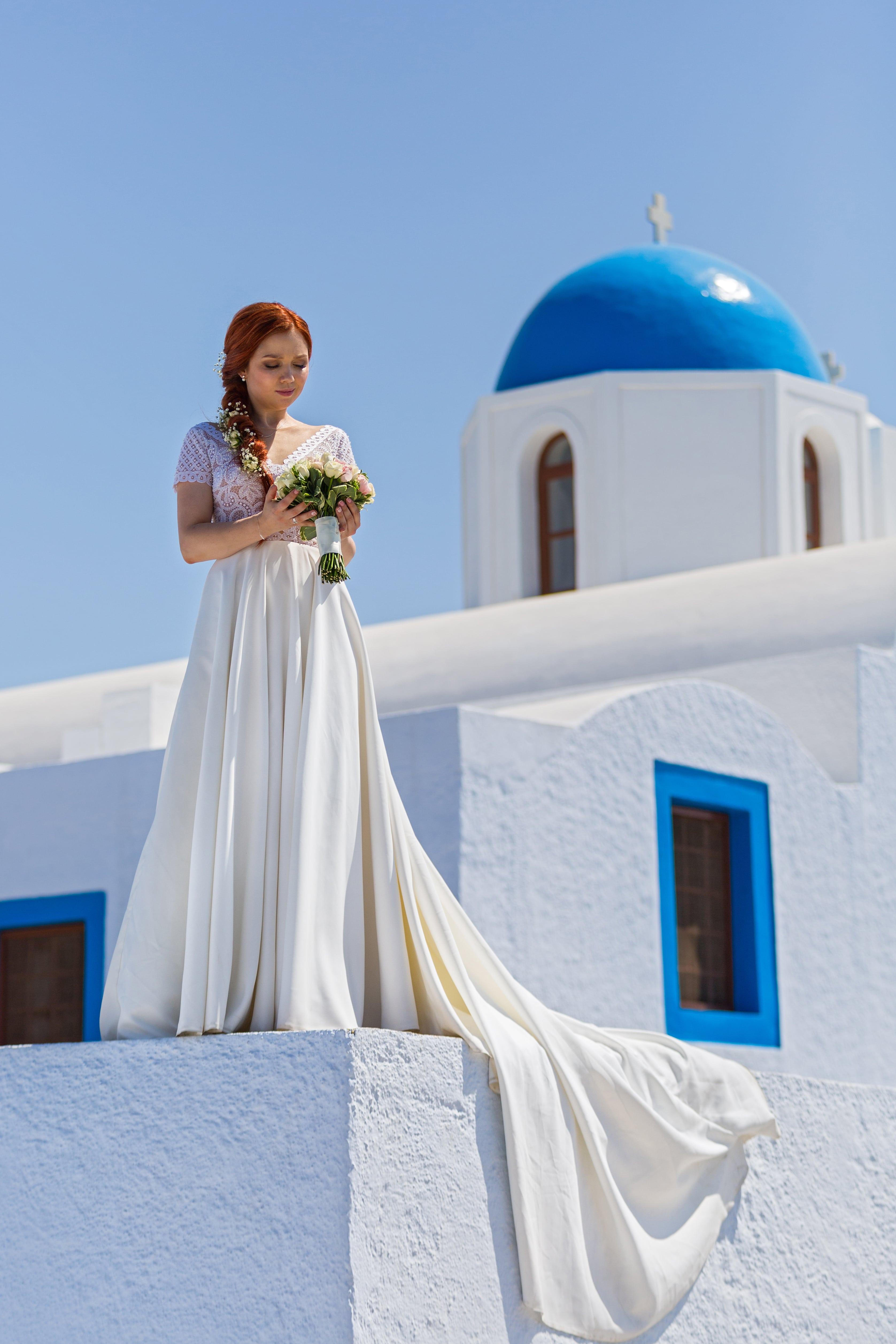 Next day Γάμου - Όμορφη next day φωτογράφιση στην Πάρο