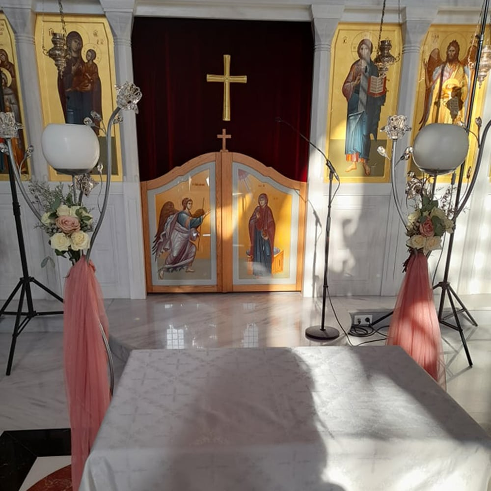 Ο γάμος του Βασίλη και της Μαρίας