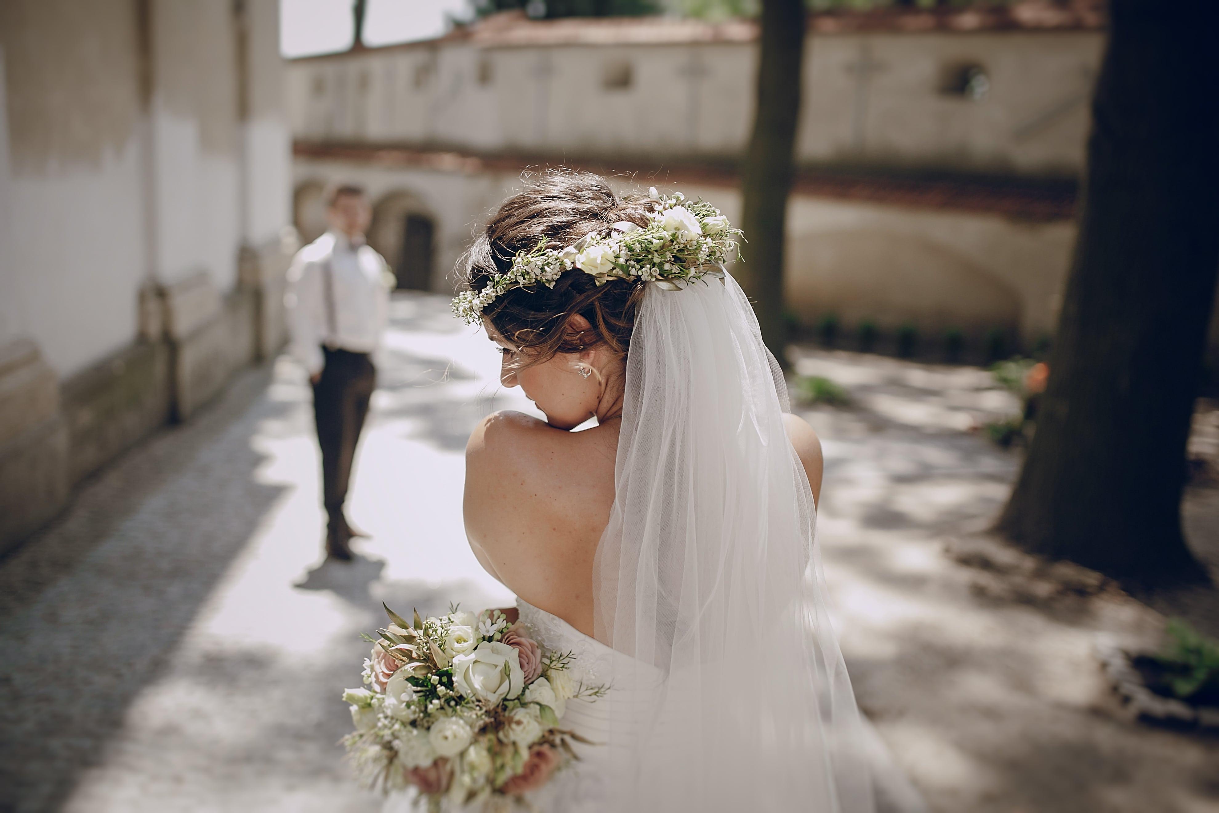 Ρομαντική φωτογράφιση γάμου